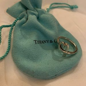 Tiffany Ring, with pouch!